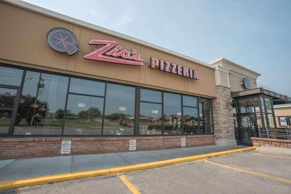 Zio's Pizzeria - West - Exterior