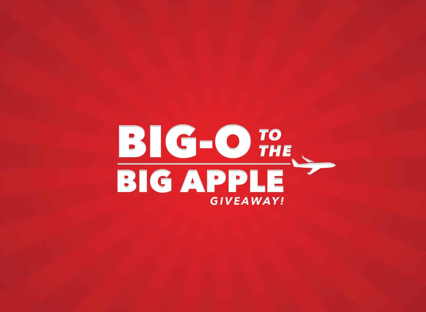 Big O to the Big Apple Giveaway - Zio's Pizza