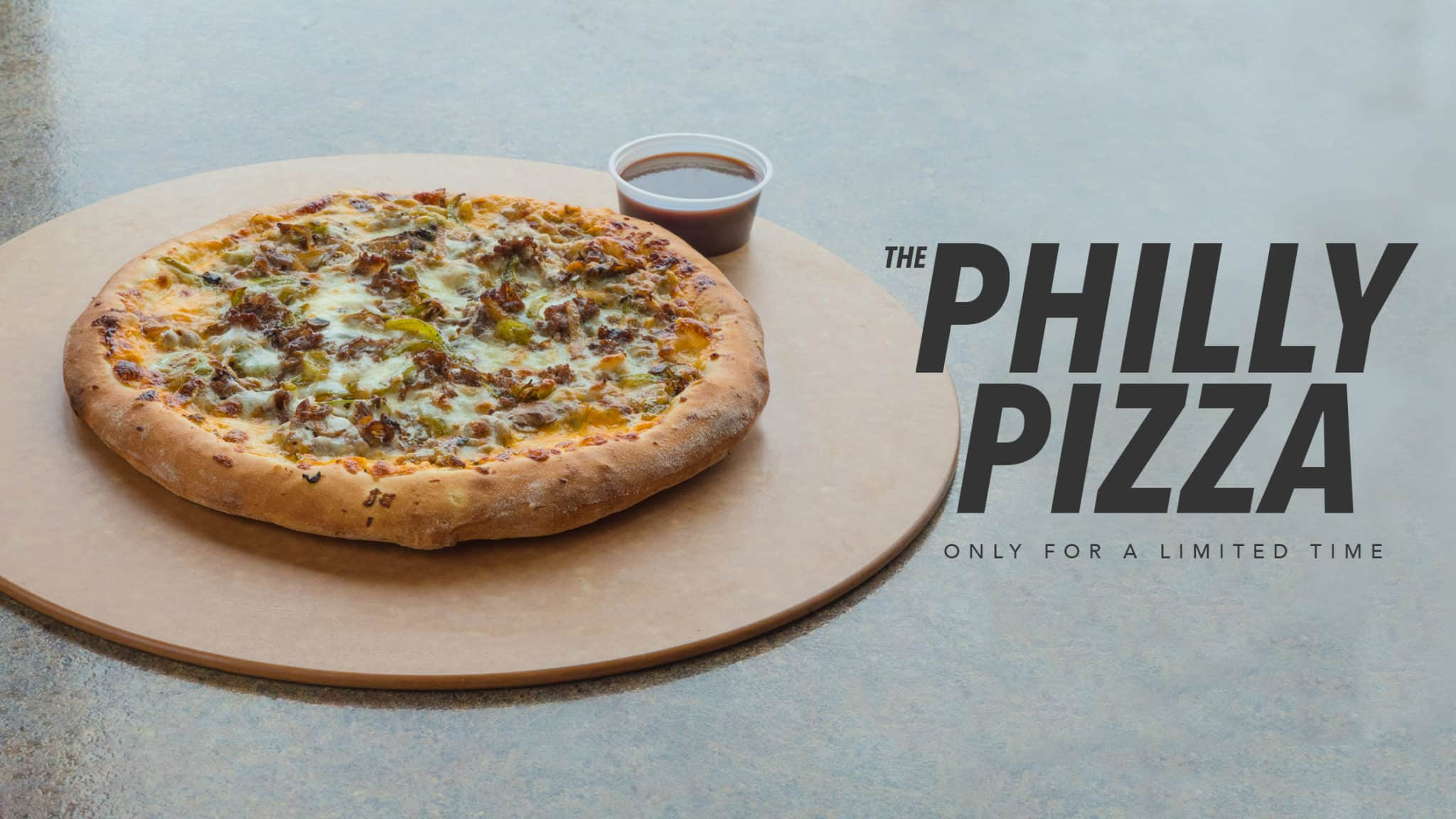 The Philly Pizza - Zio's Pizzeria